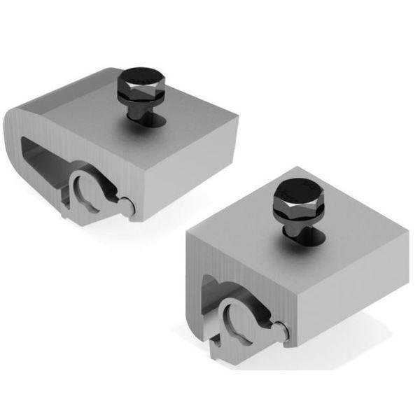 SnapNrack S-500 242-05000 Standard Base Seam Clamp Assembly