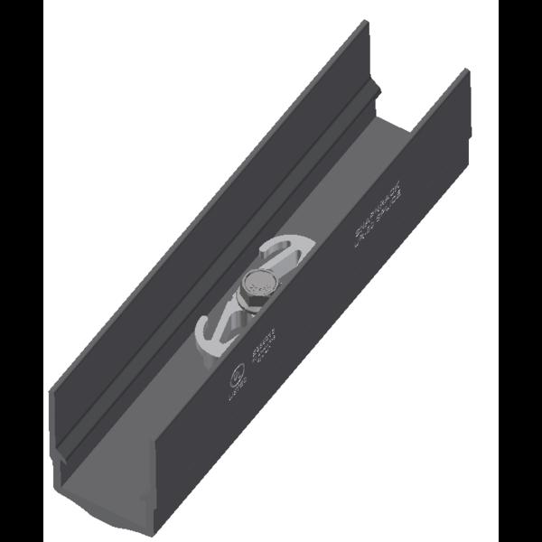 SnapNrack UR-60 242-01270 Silver Splice
