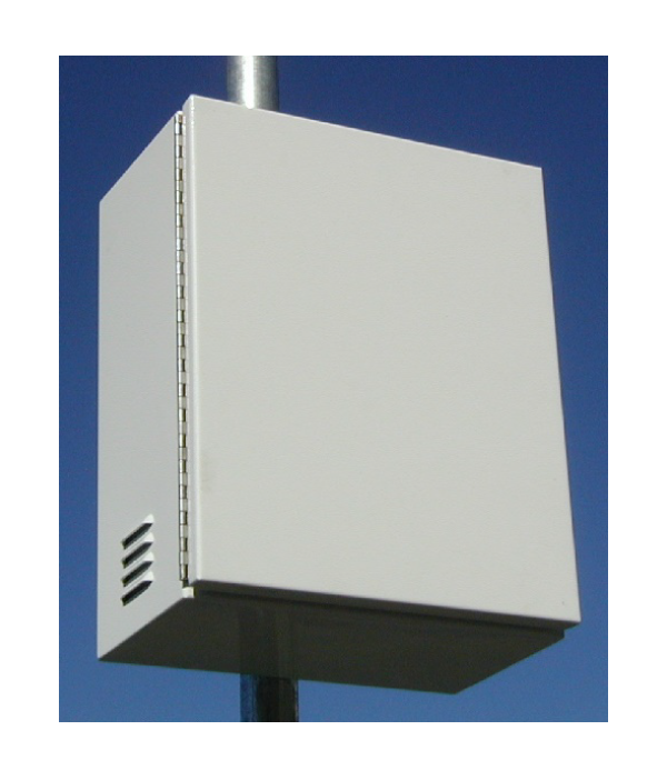 Solar Rackworks SR-BB1-GRP30-PL Battery Enclosure
