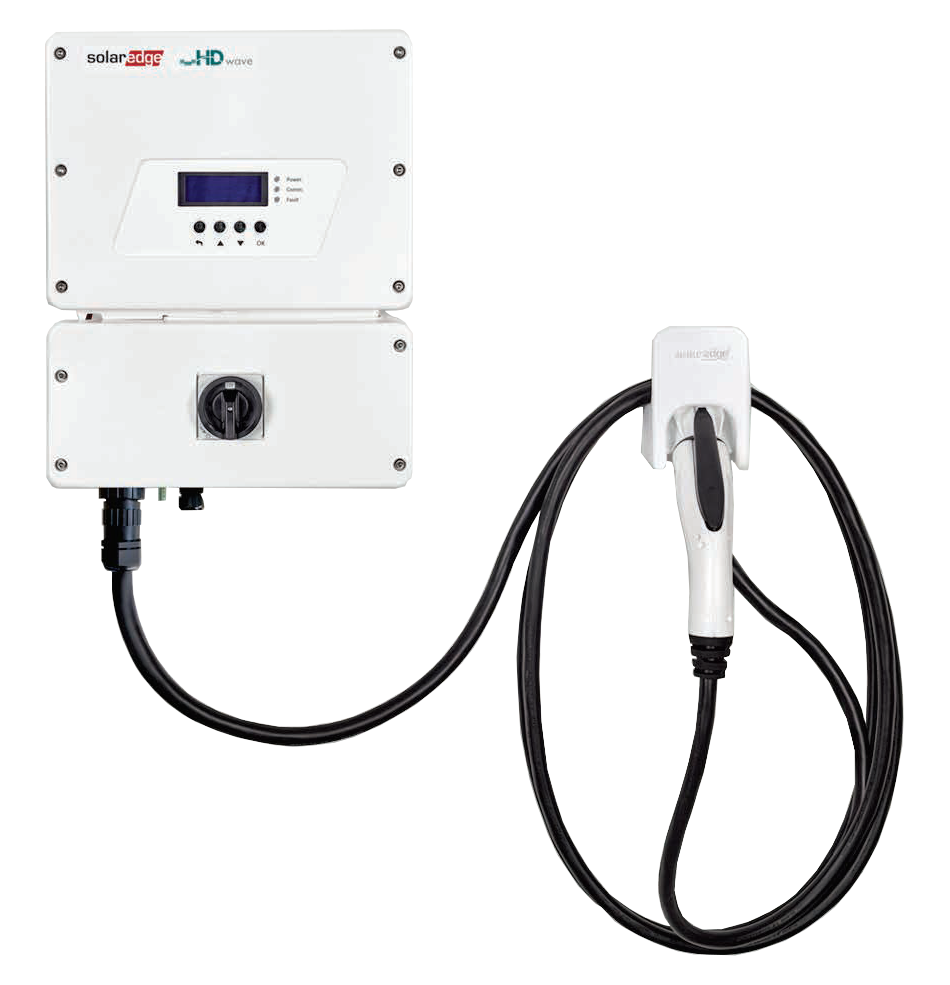 SolarEdge EV Charging SE3800H-US 3.8kW Inverter