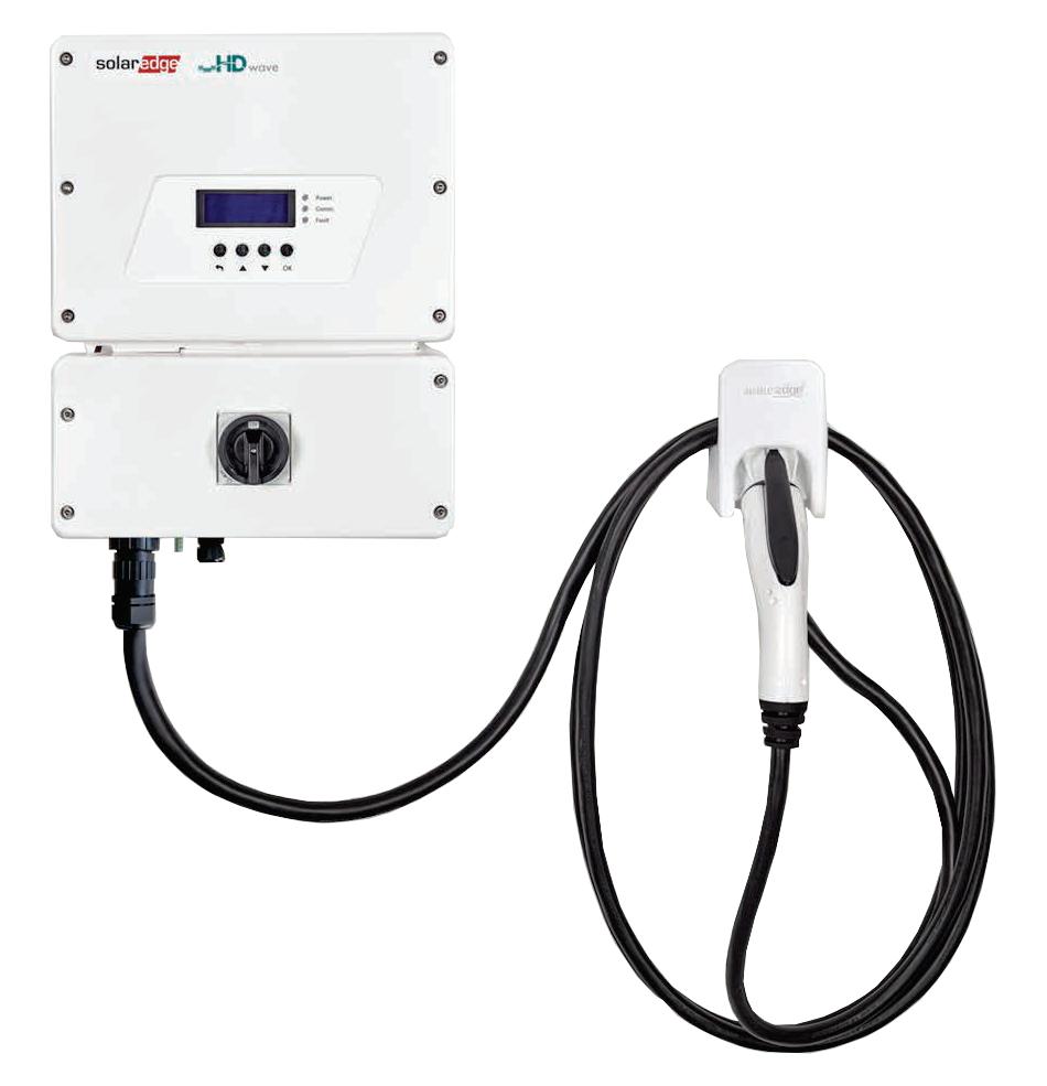 SolarEdge EV Charing SE7600H-US 7.6kW Inverter
