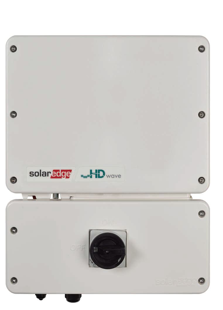 SolarEdge HD Wave SE3000H-US 3kW Inverter w/ RGM