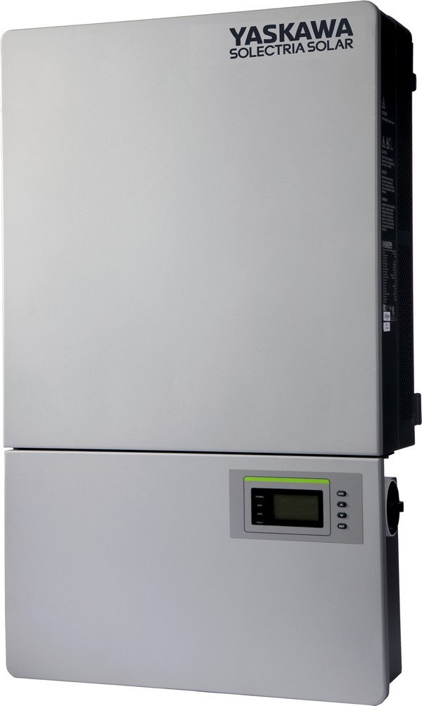 Solectria PVI-28TL-480 28kW 3-Phase Inverter