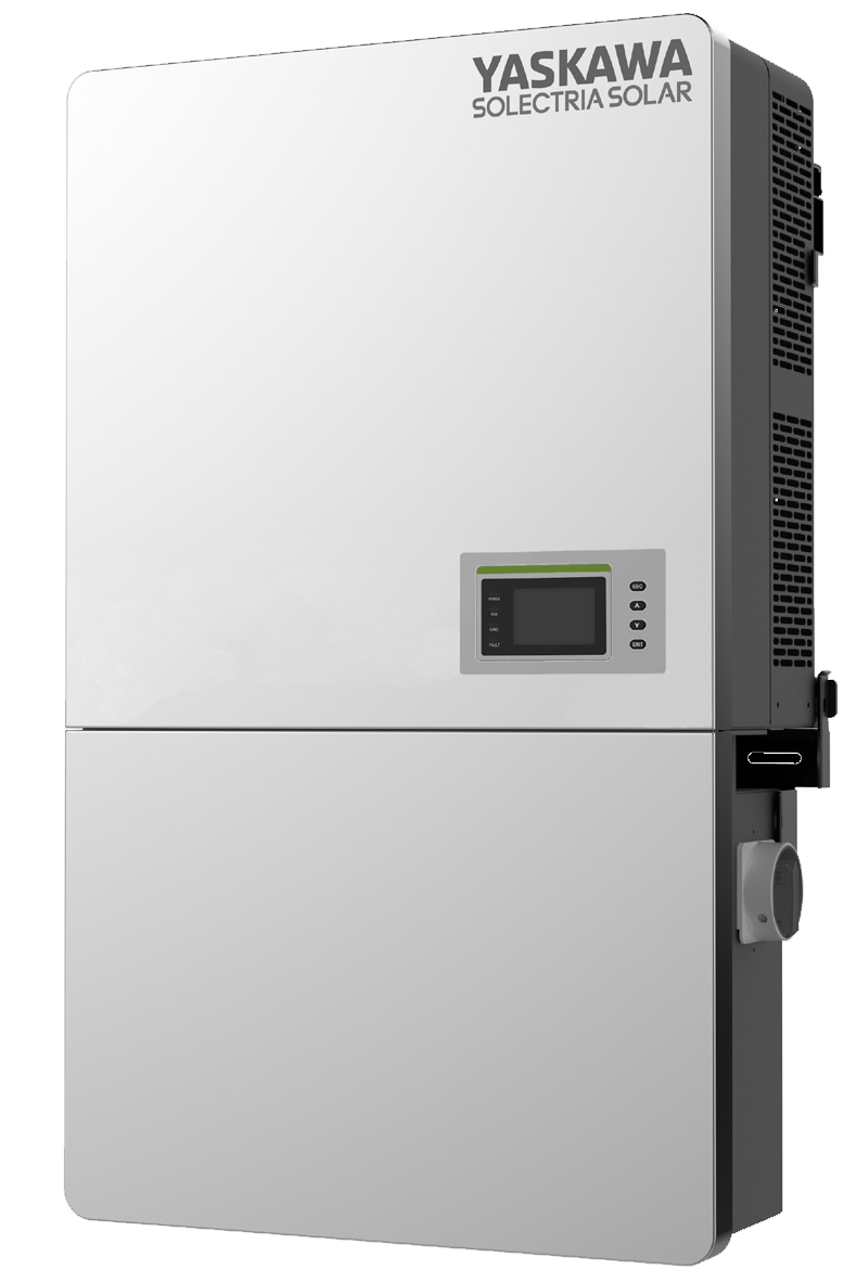 Solectria PVI-50TL-480 50kW 3-Phase Inverter