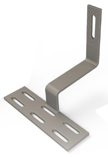 UniRac SolarHook 004CT1S S-Tile Hook