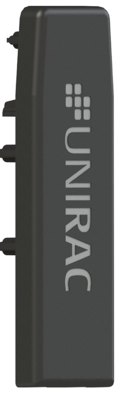 UniRac SolarMount 309001P Standard Rail End Cap