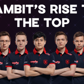 How Gambit Esports Mastered The Tier 2 Scene To Rise To The Top