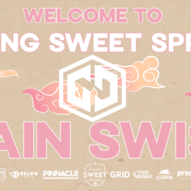 Spring Sweet Spring 2, Main Swiss: Endpoint
