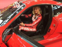 Grid Girls Uk At The Autosport Show 2015
