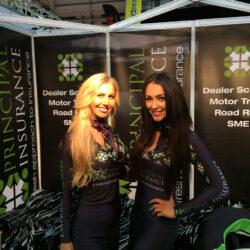 Principal Insurance Girls – Motorcycle Trade Expo 2015