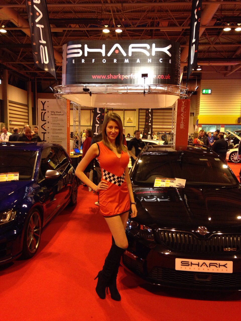 Shark Performance – Autosport Show