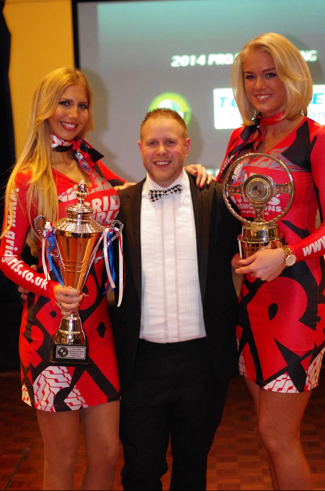 Project 8 Racing Saloons – Awards Dinner