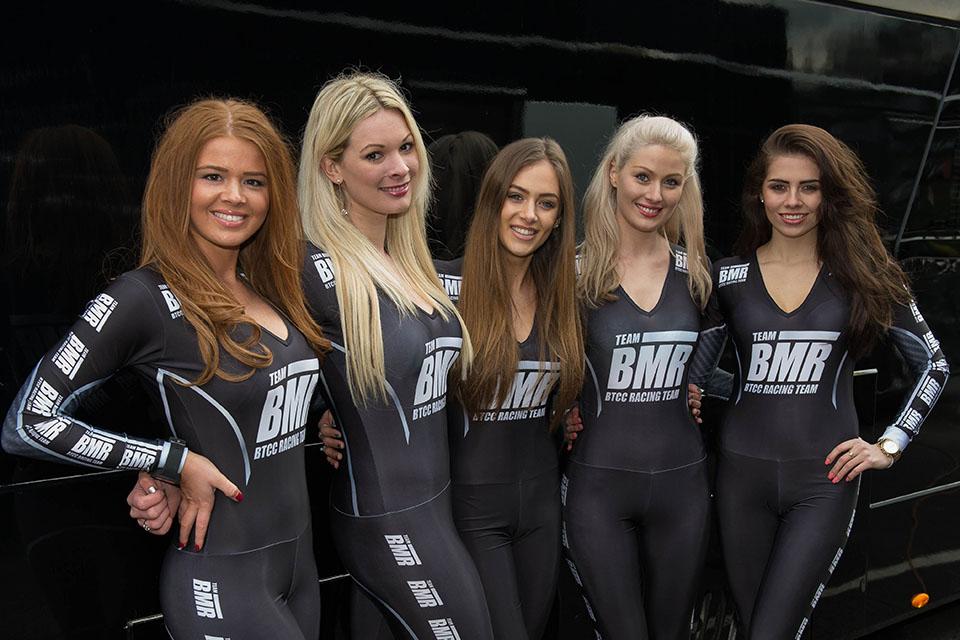 BMR BTCC at Brands Hatch BTCC
