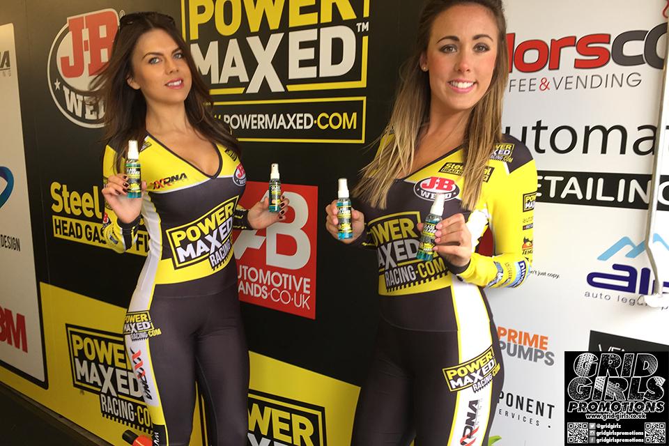 Power Maxed BTCC at Donington Park BTCC