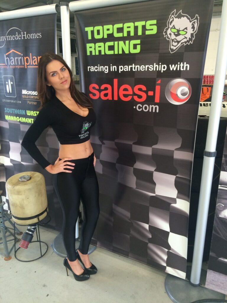 Topcats Racing Britcar 24hr 01