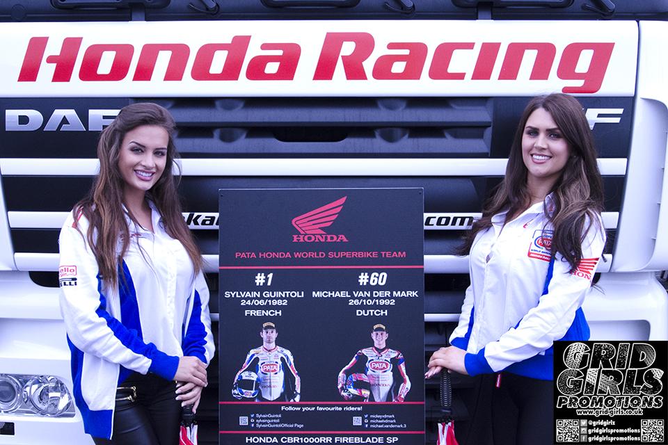 Pata Honda at World Superbikes
