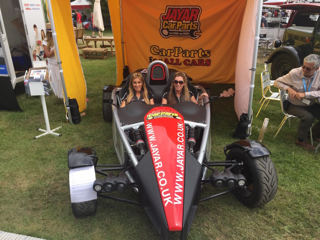 Chichester Observer At Goodwood Festival Of Speed
