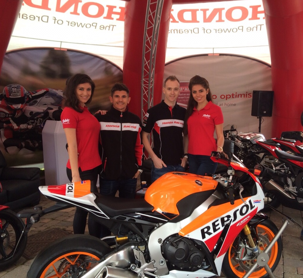 Doble Motorcycles – Blade Day 2015