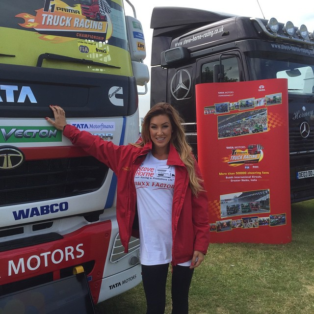 Steve Horne Promotions at British Truck Racing Association