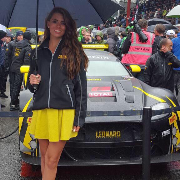 Leonard Motorsport – Blancpain GT Series – Spa 24hr