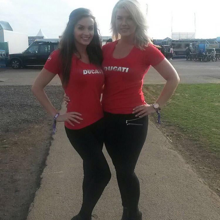 Ducati UK – Silverstone – MotoGP 2015