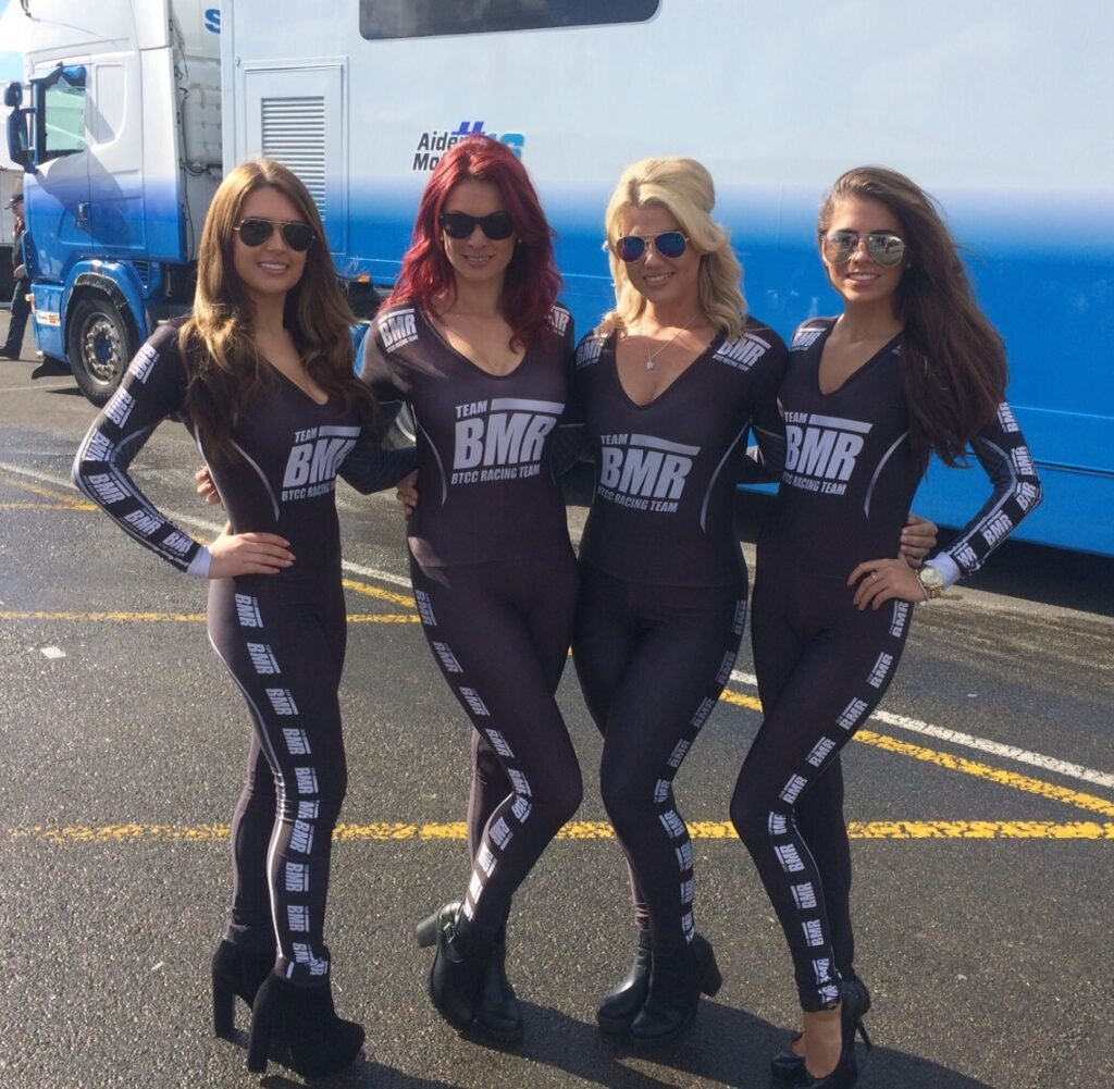Bmr Btcc At Silverstone Btcc