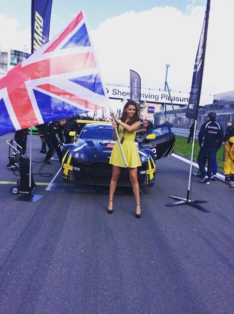 Aston Martin Racing Leonard Motorsport – Blancpain GT Series – Nürburgring