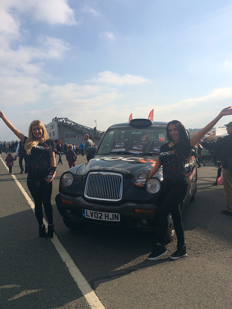 Race of Champions Promo at Brands Hatch – October BTCC