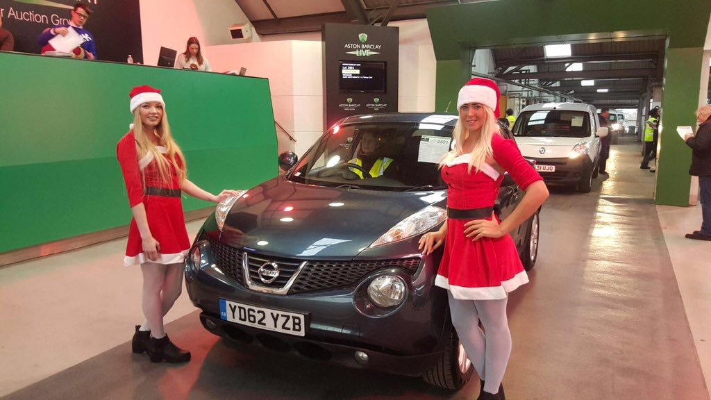 Aston Barclay – Christmas Auction Event