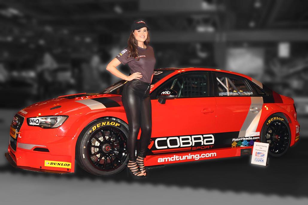 Cobra Sport – Autosport 2016 – Birmingham Nec