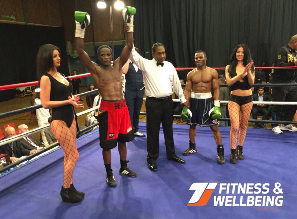 Platinum Boxing – Rise in Reading – Reading – 26th March 2016