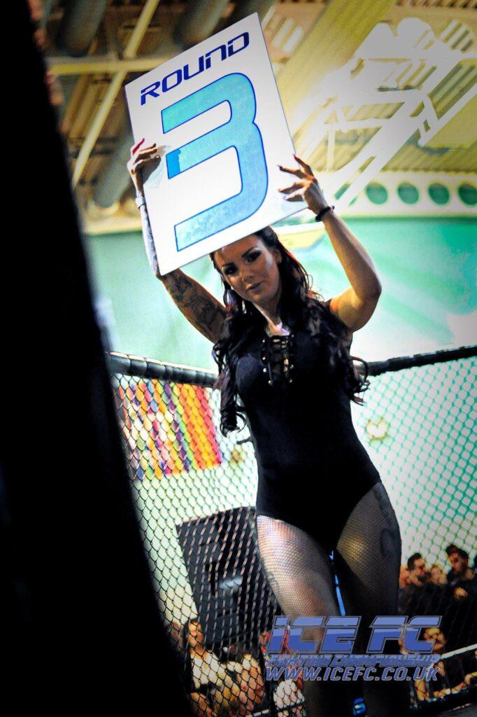 Ice Fighting Championship Ice 13 Wrexham 16th April 2016 01