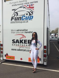 Grid Girl Fun Cup Uk 2016 Oulton Park 01