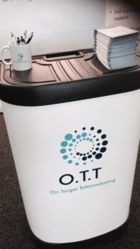 Promo Models Ott Telemarketing Cdx16 Car Dealer Expo At Silverstone Wing 01