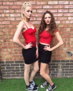 Promotional Models At The Restricted Liquid – South Ealing