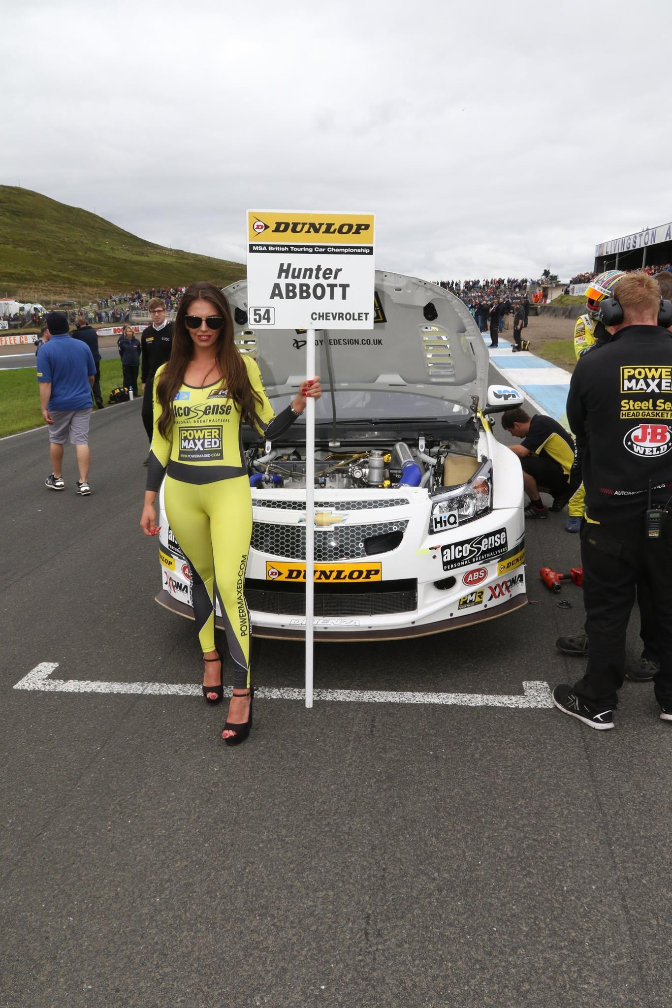 Power Maxed BTCC at Knockhill – 14th August BTCC