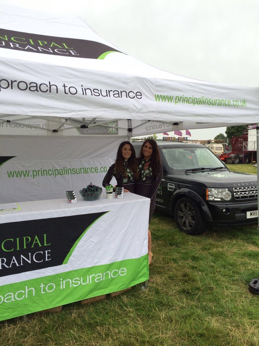 Principal Insurance Girls at the Stormin the Castle