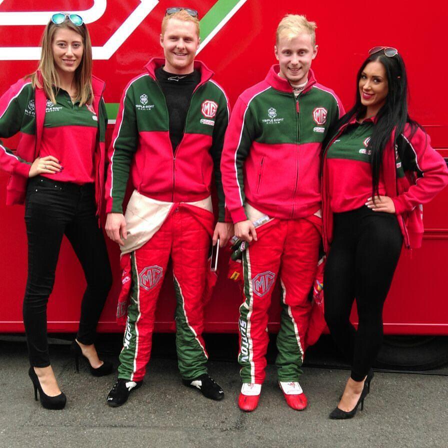 Triple 8 BTCC at Silverstone – 18th September BTCC