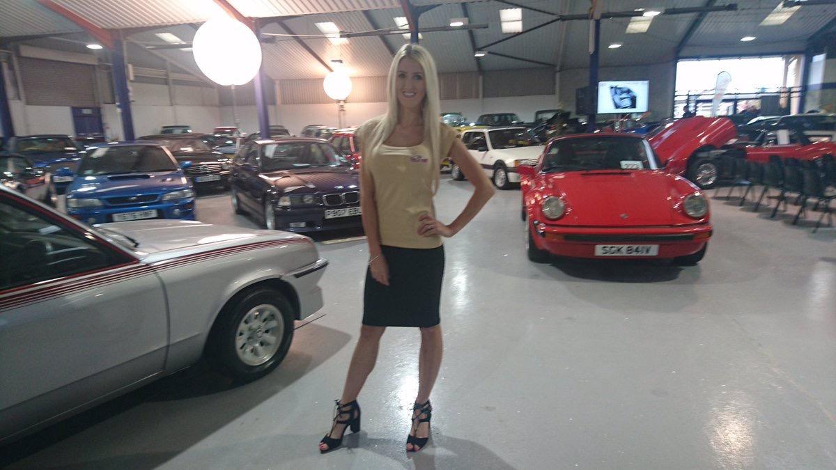 Promo Models – Silverstone Auctions, Race Retro – Stoneleigh Park – 25th Feb 2017