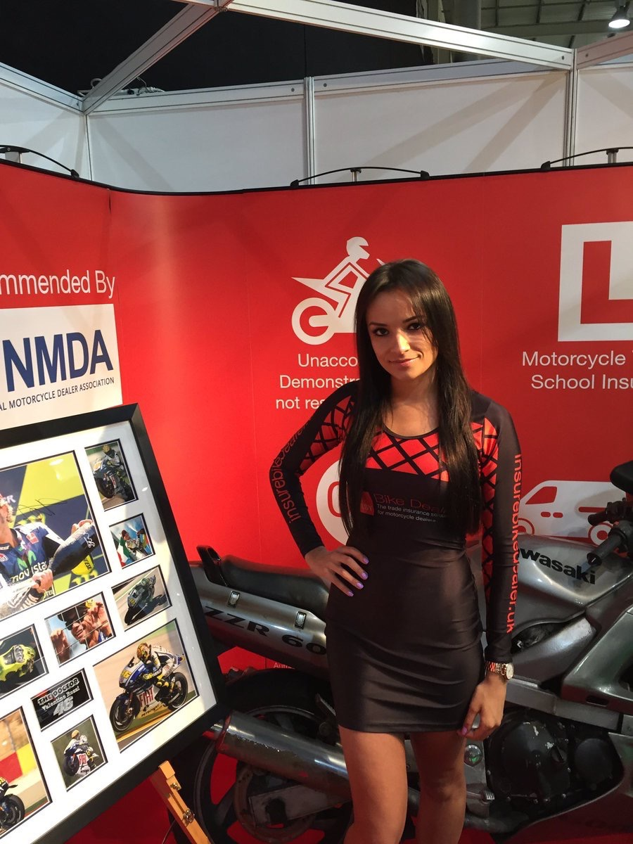 Wilby Insurance – Motorcycle Trade Expo 2017 – Stoneleigh Park