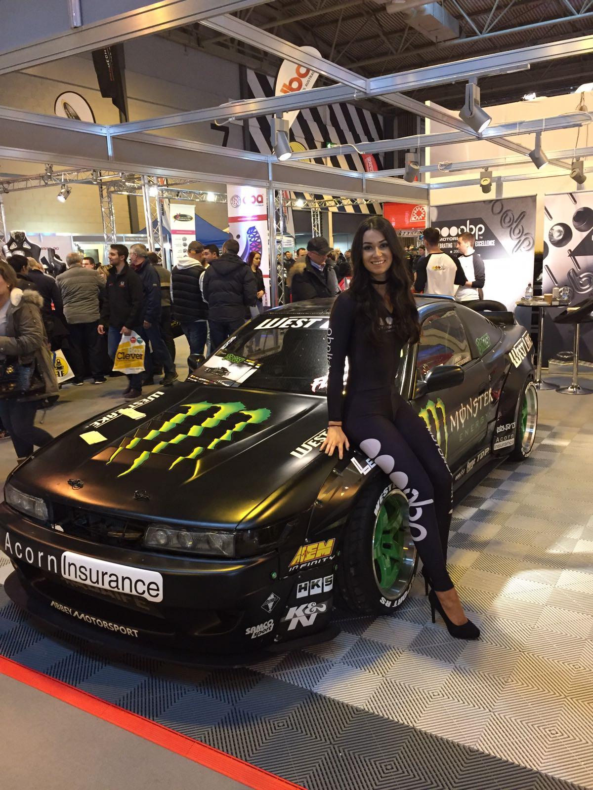Obp Motorsport Autosport International 2017 Birmingham Nec 01