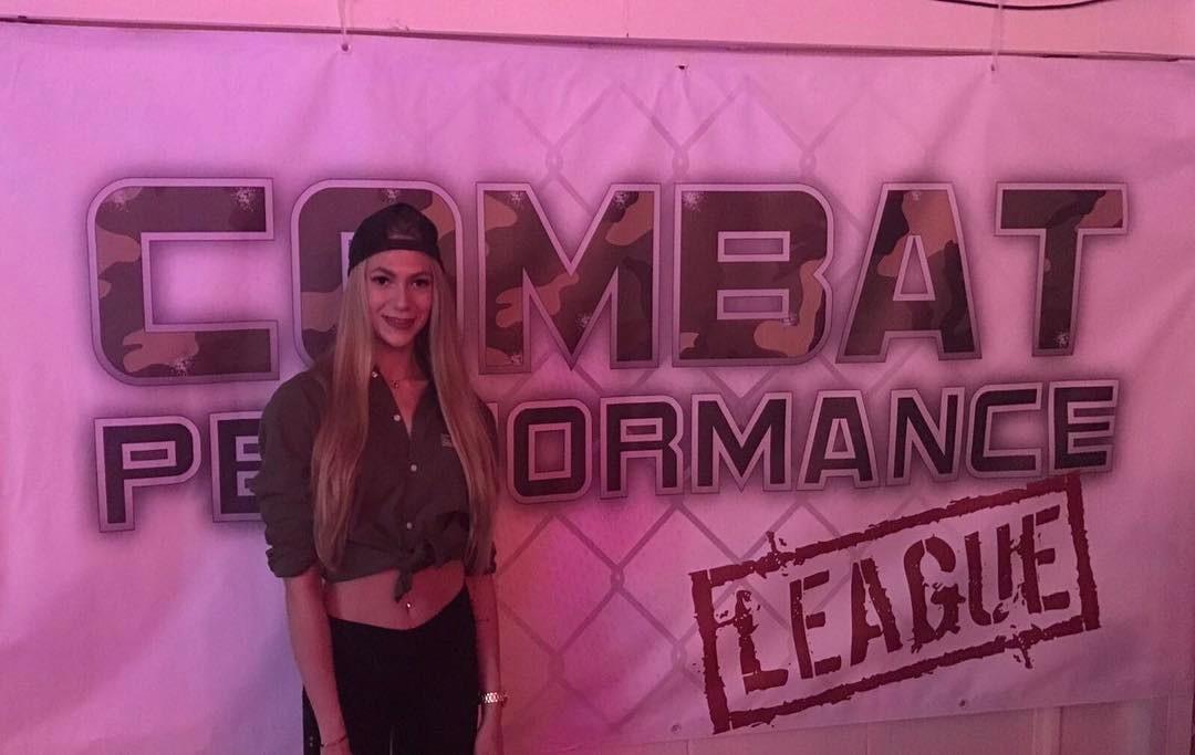Promo Model Guildford University Combat Performance League 18th March 2017 01