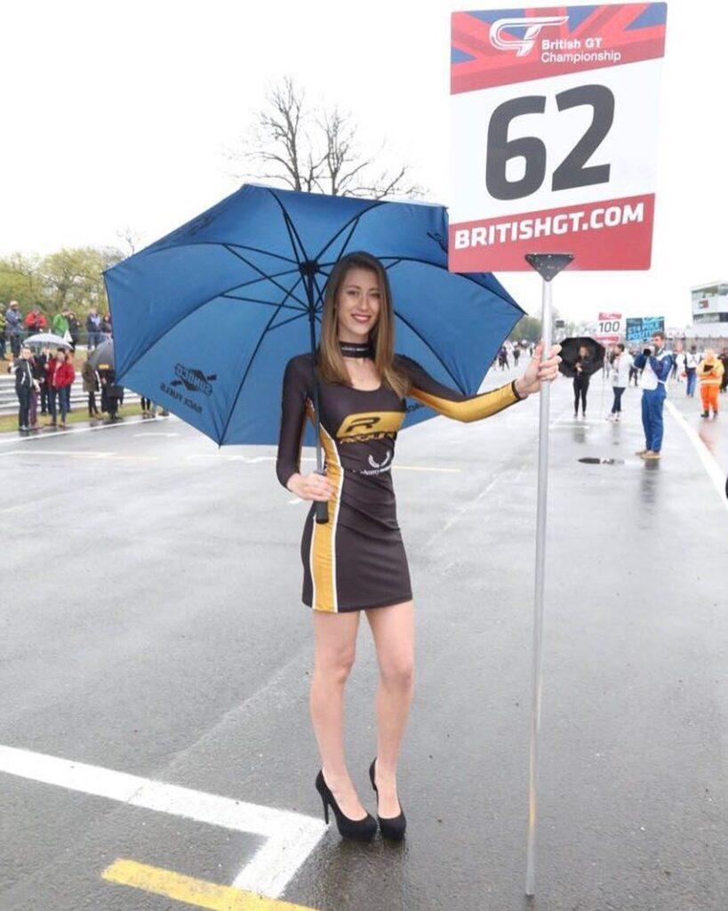 Academy Motorsport At Oulton Park For British Gt 17th April 2017 01 1