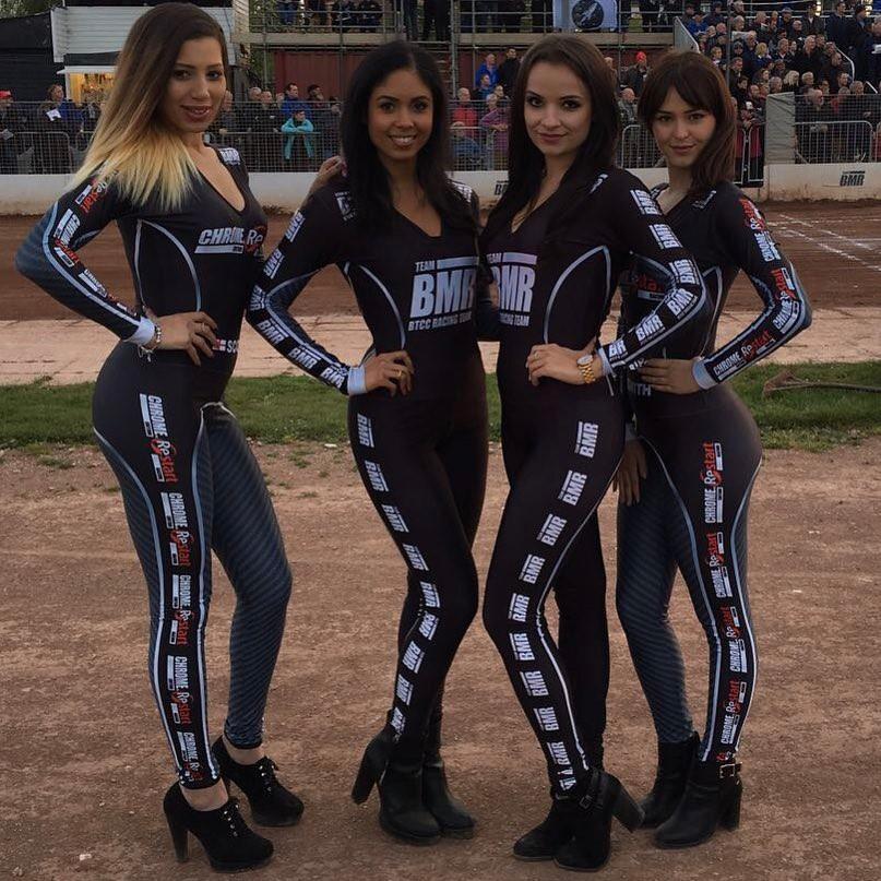 Rye House Rockets Startline Girls – Rye House Speedway – 22nd April 2017