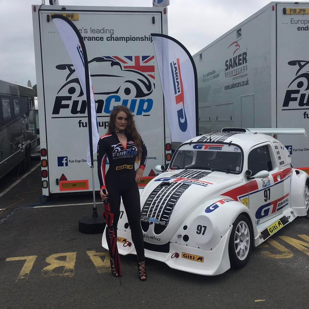 Grid Girls – Fun Cup UK 2017 – Oulton Park – 6th May