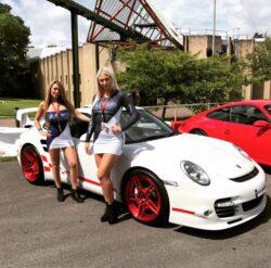 Aib Insurance Simply Porsche Beaulieu Sunday 4th June 2017 01