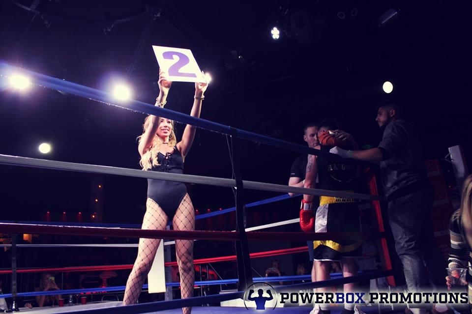 Ring Girls – Powerbox Promotions – ATIK Windsor – 4th June 2017