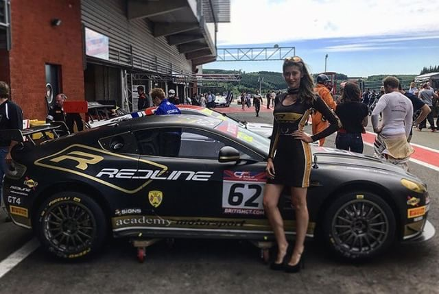 Academy Motorsport at Spa Francorchamps for British GT – 8th/9th July 2017