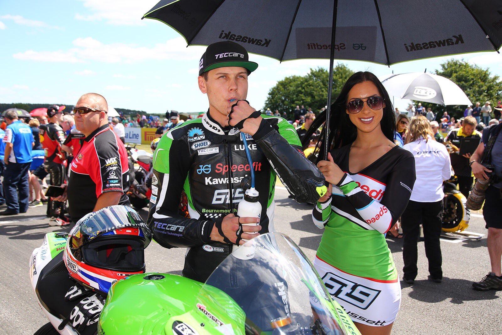 JG Speedfit Kawasaki at Snetterton – 2nd July – British Superbikes