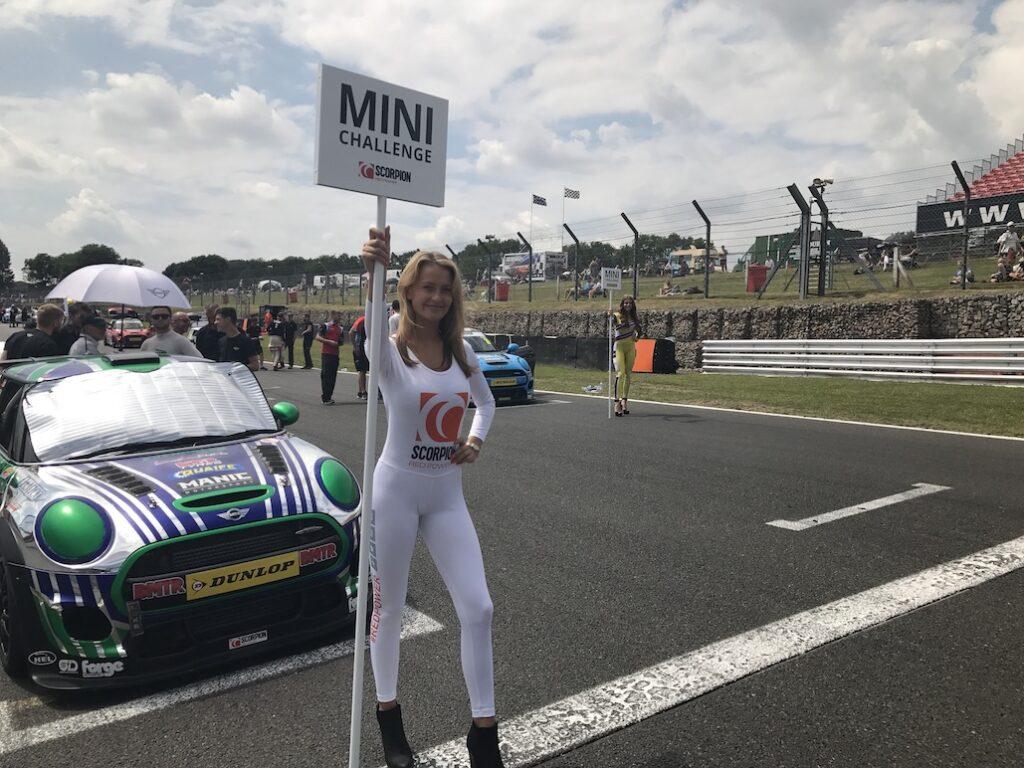 Mini Challenge 2017 Brands Hatch Mini Festival 9th July 2017 01